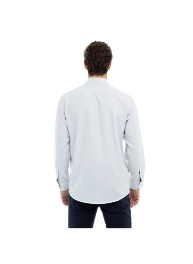 Buratti Gömlek Beyaz